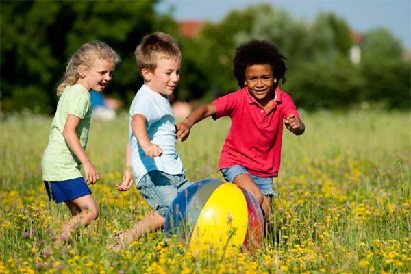 juegos de exterior - ideas para niños