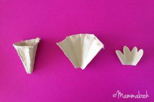 5 manualidades con cartones de huevos