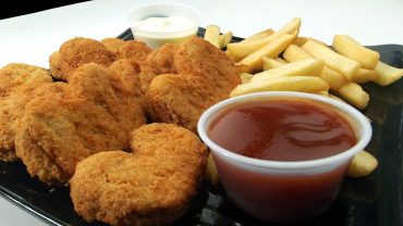 NUGGETS DE POLLO SALUDABLES